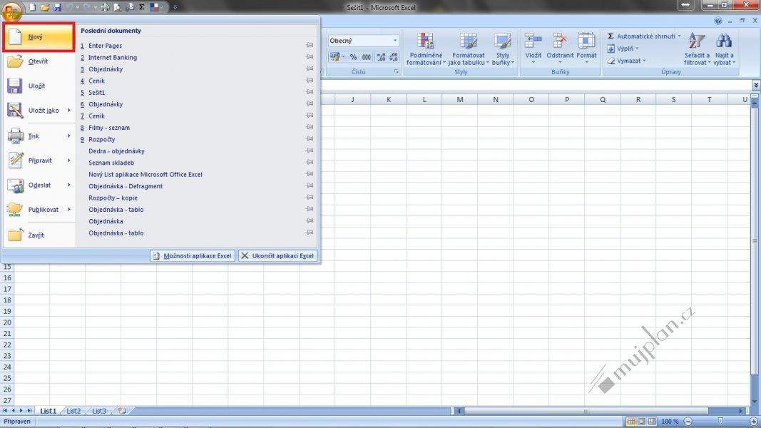 Jak Vytvorit Pracovni Vykaz V Excelu Mujplan Cz